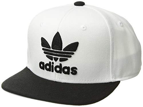 adidas Jungen Jugend Originals Trefoil Kette, Herren, 976464, weiß/schwarz, Einheitsgröße