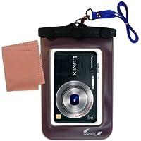 Pochette de protection waterproof pour le Panasonic Lumix DMC-FH8K