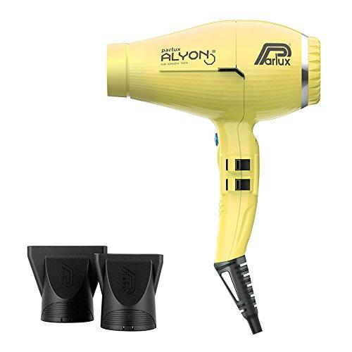 Secador de pelo Alyon color amarillo de Parlux