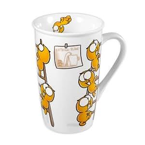 Nicht Lustig Tasse : unbekannt nichtlustig 41846 tasse lemming gro amazon ~ Watch28wear.com Haus und Dekorationen