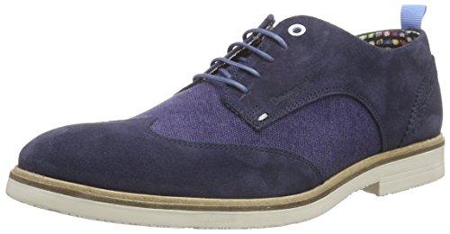 Desigual Shoes_manolo 2, Espadrilles homme Bleu - Blau (5000 NAVY)