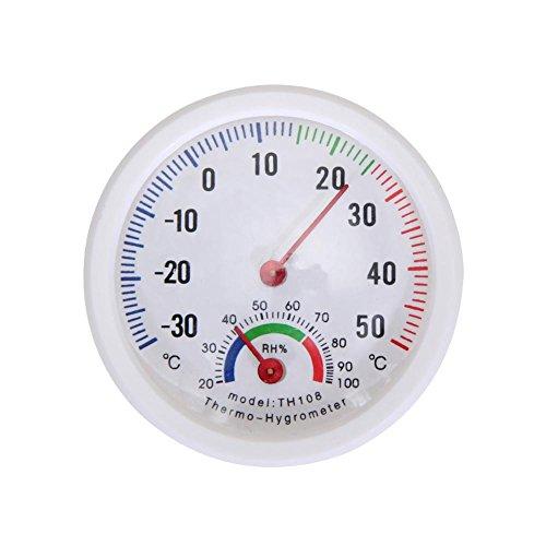 ermometer und Hygrometer für Zuhause oder Büro ()