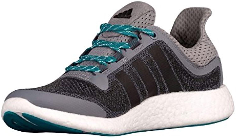 adidas Pure Boost 2.0 Schuh - Grey - 40 2/3 -