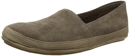 Frank Wright Havana, Chaussures bateau homme Marron - Brown (Taupe Suede)
