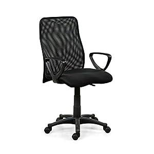 Royaloak Amber Computer Chair (Black)