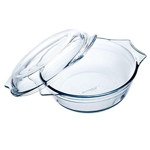 Arcuisine Classic - Cacerola redonda, 2,3 l