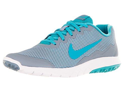 Gmm Gmm Wmns Bl Nike Azul ginnastica 4 Experience Bl Blue Grey Scarpe Flex Donna da Rn White 76qdO7r