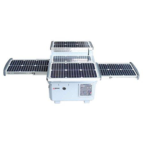 Vinco 61100vin61100Generador Solar 0,85kW, Gris, 100x 60x 50cm
