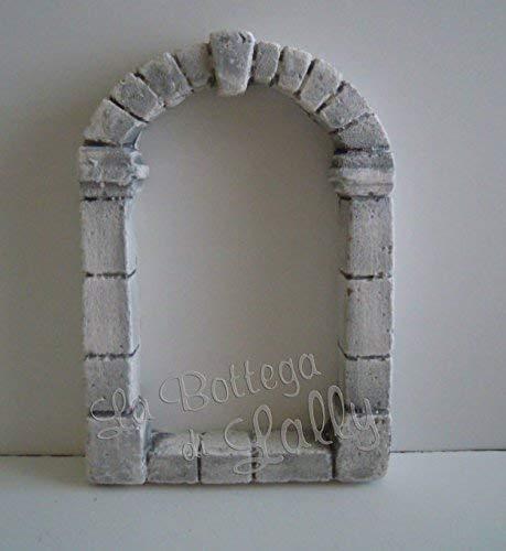 Arco gesso - Novità presepe 2019