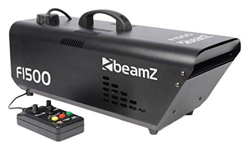 Beamz 160510-F1500Maschine Nebelmaschine mit DMX und Timer