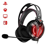 Casque Gaming Xbox One-COMBATWING Casque Gamer pour Xbox One, PS4, PC-Casque Gaming...