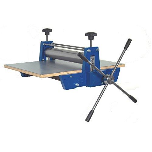 NEU Abig Druckpresse, 50x70cm mit Untersetzung 3:1