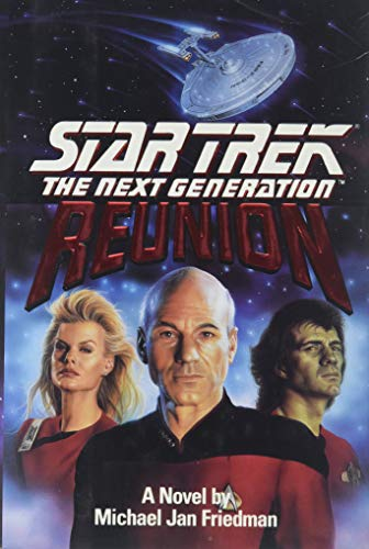 Cover of Reunion (Star Trek: The Next Generation)