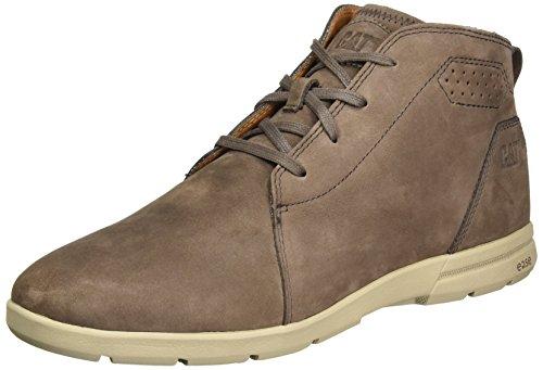 Caterpillar Men Quell Hi-Top Sneakers, Brown (Mens Chocolate), 10 UK 44 EU