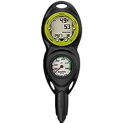 Suunto Dive Combo Console CB-2 IN LINE, Manomètre 4000 psi et Zoop Novo Lime