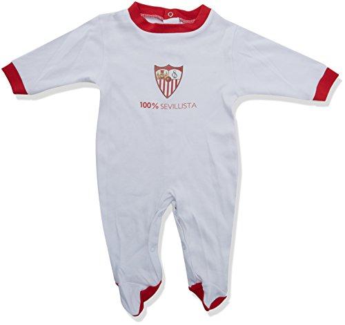 Body bebé del Sevilla FC Pelsev Pelele, Bebé-Niños