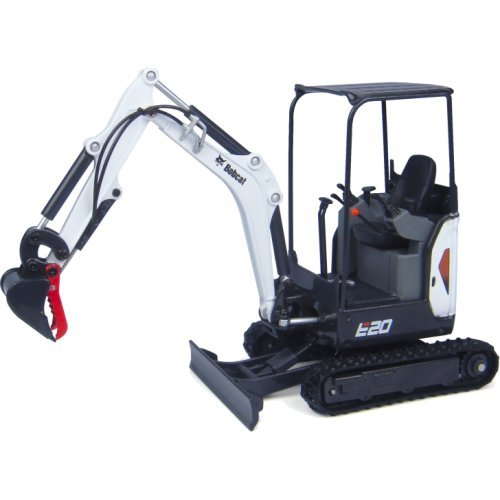 bobcat-e20-compact-excavator-with-canopy-diecast-model-excavator