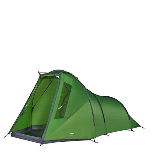 Vango Galaxy 300 Grün, Tunnelzelt, Größe 3 Personen - Farbe Pamir Green