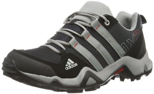 adidas Performance Ax2 K D67136, Scarpe sportive Unisex bambini - Fitness Negro / Blanco