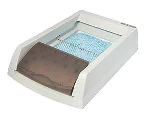PetSafe ScoopFree Original, selbstreinigende Katzentoilette,Sicherheitssensoren, Gesundheitsmonitor