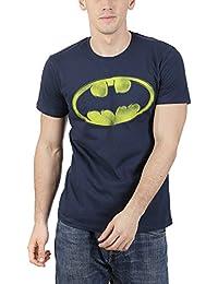 Free Authority Men's Printed Regular Fit T-Shirt