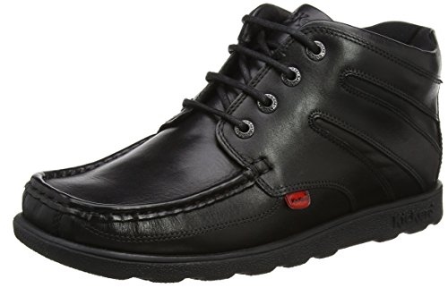 Kickers Men's Fragma Leather Derby Shoes Boots, Black (Black), 9 UK 43...