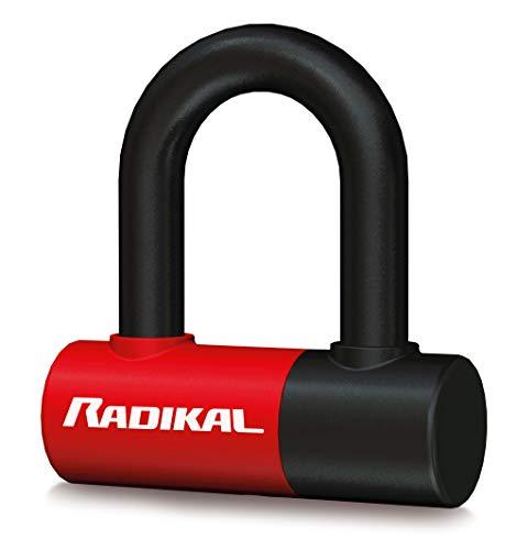 Radikal rk59lucchetto antifurto mini u Ø14doppia funzione per disco o catena