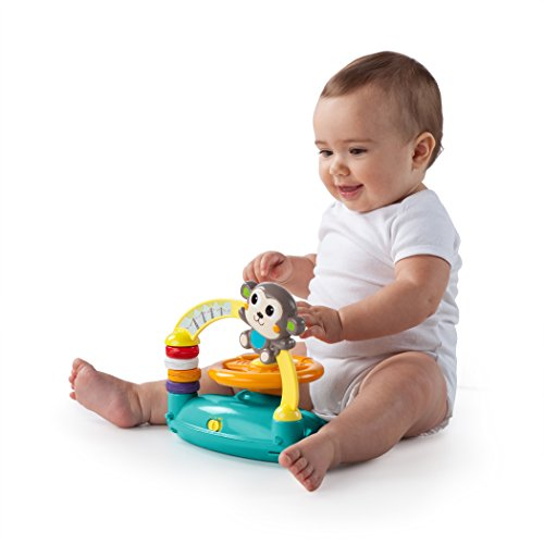 Ingenuity jeu volant trotteur bébé singe