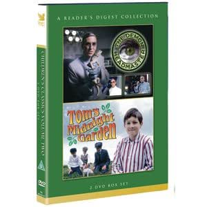 BBC Classics - Demon Headmaster / Tom's Midnight Garden DVD