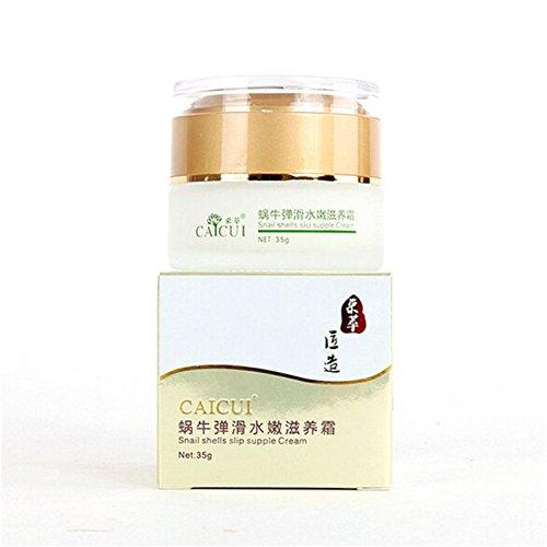 Unisky The Natural Snail Cream Whitening Moisturizing Anti-Wrinkle Tender Skin