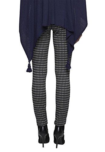 APART Fashion Damen Hose Blau (tintenblau 0)