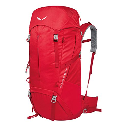 Salewa Cammino 60 Bp Rucksack, 58 cm, liters, Rot (Pompei Red)