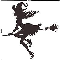 Suchergebnis Auf Amazonde Für Hexen Besen Yifang Wandtattoos