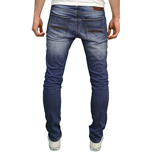 DML Jeans Herren Jeanshose Midwash