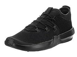 Nike Jordan Mens Jordan Express Black/Black/Black Basketball Shoe 13 Men US