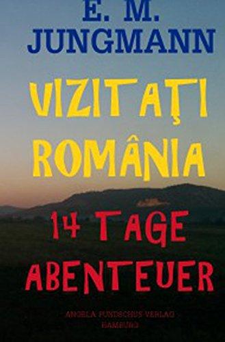 VIZITAȚI ROMÂNIA - 14 Tage Abenteuer (Sport-gepäck-tags)