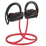 Best Casque de sport - Yobola Ultra-Longue Autonomie Ecouteurs Bluetooth 4.1 Sans Fil Review