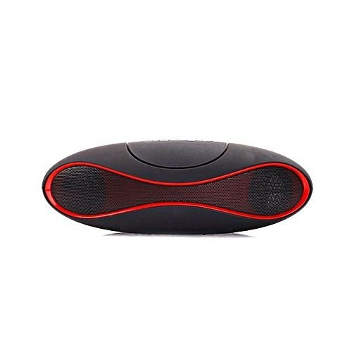 RD MART wireless Bluetooth Rugby Speaker For Sony Apple iphone Moto G5 Plus Oneplus 5 Redmi Note 4 Smartphones