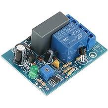 Módulo de Relé de Temporizador Retardo Ajustable Interruptor de Apagado de Relé de Tiempo Retardo 10A