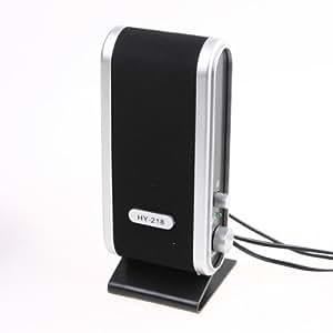 dodocool USB haut-parleur portatif amplificateur intégré LED indication de puissance pour PC portable Ordinateur