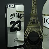 Phone Tattoo Coque Iphone 5 / 5s / Se Basketball 23 Miroir Gris