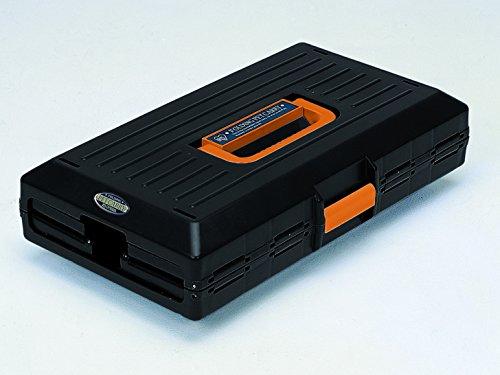 IRIS, faltbare Transportbox für Hunde und Katzen FC-670, Kunststoff, schwarz, 68,6 x 40,3 x 47,8 cm - 2
