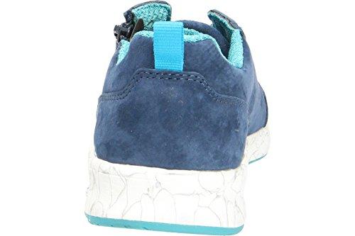 Vado , Chaussures de ville à lacets pour fille bleu bleu Bleu