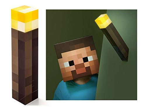 Minecraft - Light-Up Torch