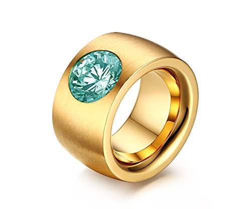 vnox-mens-womens-stainless-steel-green-cz-diamond-inlay-band-solitaire-wedding-engagement-ring-gold-