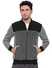 Proline Mens Black Sweat Shirt(PV13287BK)
