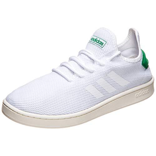 huge selection of 3bbe3 06e76 adidas Herren Court Adapt Tennisschuhe Weiß Ftwbla Brown 000, 45 1 3 EU