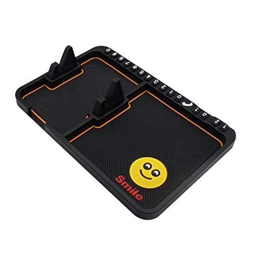 Lightleopard Anti-Rutsch-Handy-Pad Universal für Auto Armaturenbrett Gummi-Gel-Matte