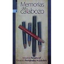 (2 ED) MEMORIAS DEL CALABOZO