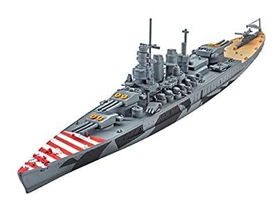 Revell - 05821 - Maquette - bateau de guerre Roma